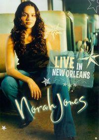 Cover Norah Jones - Live In New Orleans [DVD]